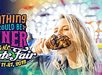 North Carolina State Fair and fair food