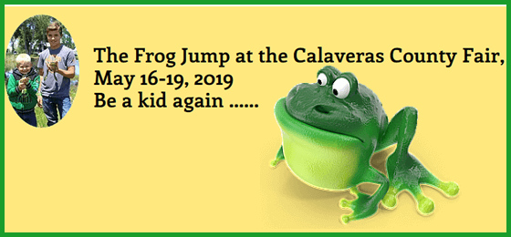 CA - Calaveras County Fair - Be a Kid Again ,