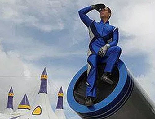 Human Cannonball